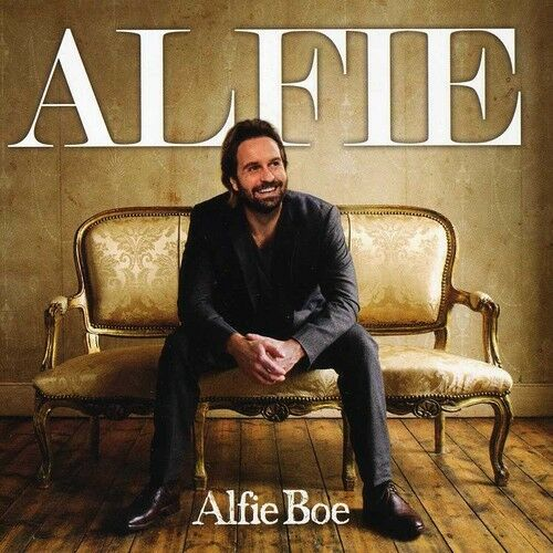 Alfie Boe Alfie Cd New 602527912837 Ebay