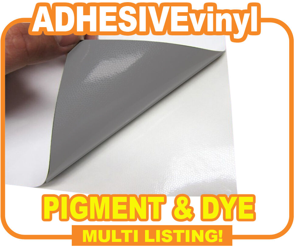 Smart image intended for printable adhesive vinyl