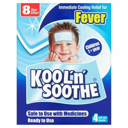 BeKoool Soothing Migraine and Fever Relief
