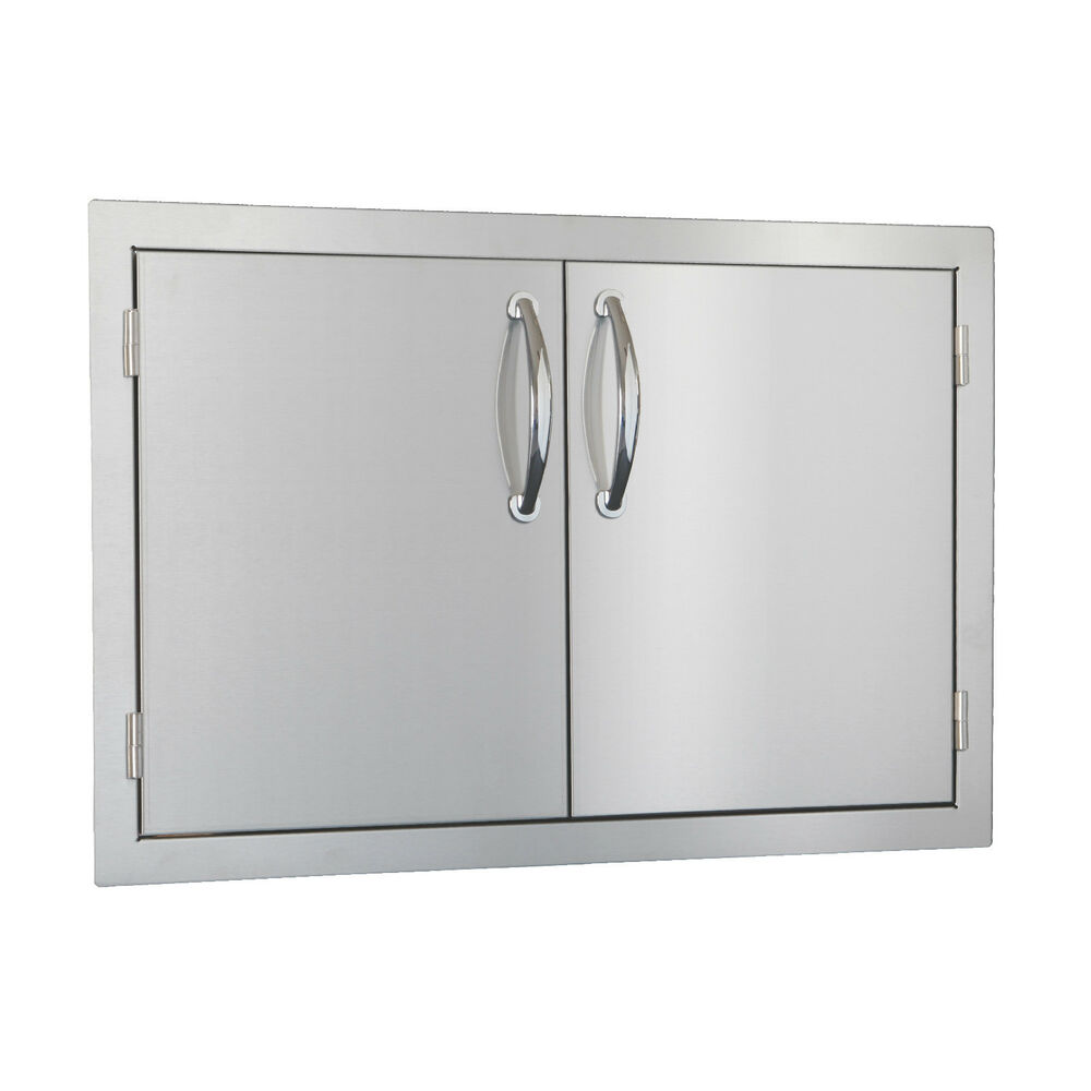 Stainless Access Doors : Stg excalibur standard quot stainless steel double access