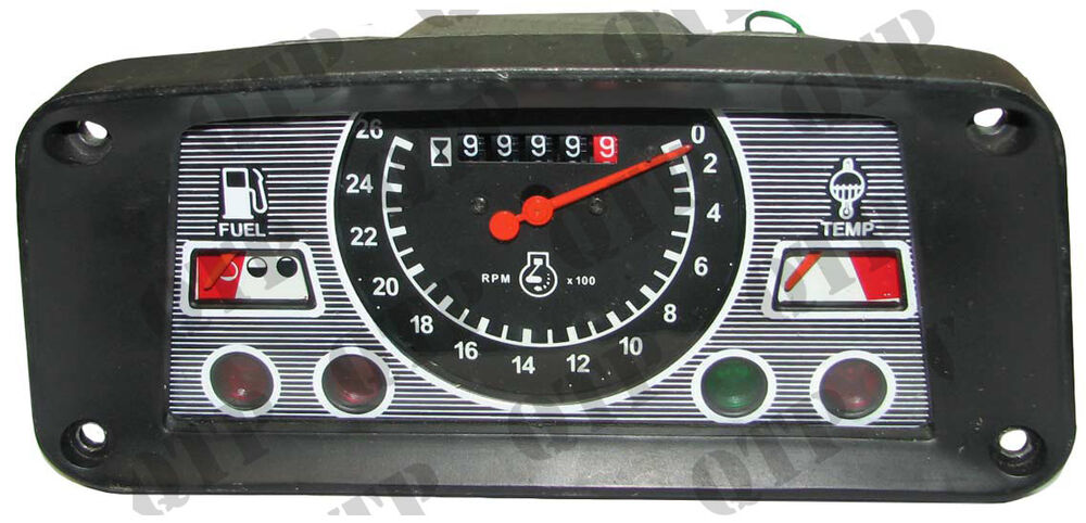 Ford 2000 Tractor Instrument Cover : Ford new holland dash