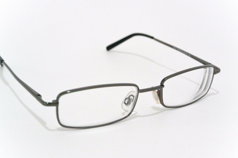 nearsighted reading glasses distance myopia gunmetal
