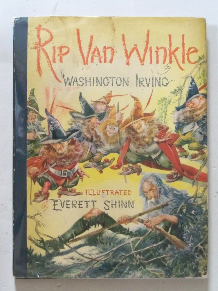 washington irvings rip van winkle essay Download thesis statement on washington irving's rip van winkle in our database or order an original thesis paper that will be written by one of our staff writers and delivered according to the deadline.