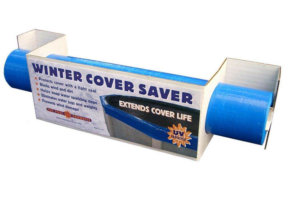 Above Ground Swimming Pool Winter Cover Seal 500 Ft Roll Ebay
