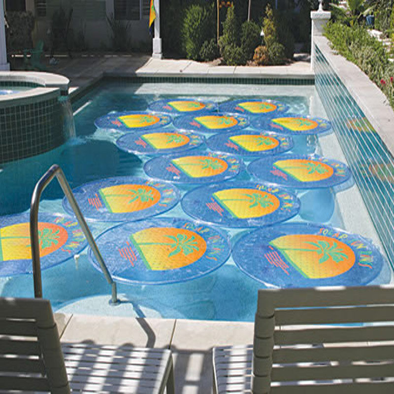 6 Pack Solar Sun Rings Swimming Pool Heater Cover Thermal
