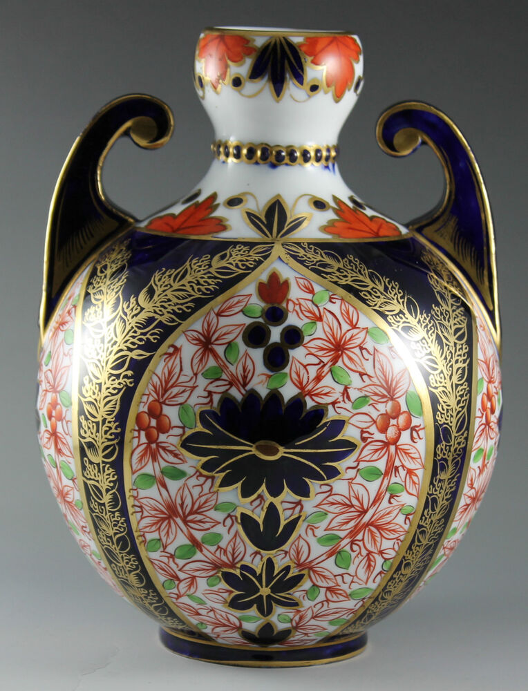 Royal Crown Derby China Imari 19th Century Double Gourd ... - photo#33