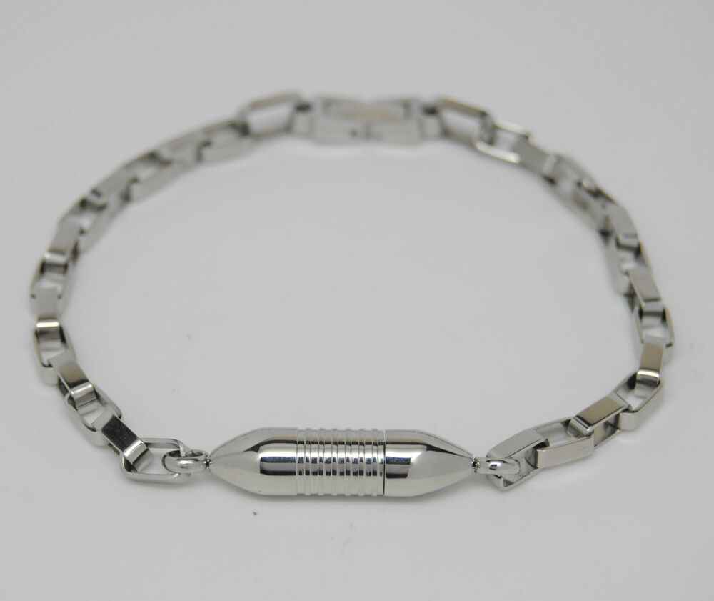 Cremation jewelry stainless steel cremation urn bracelet for Stainless steel cremation jewelry
