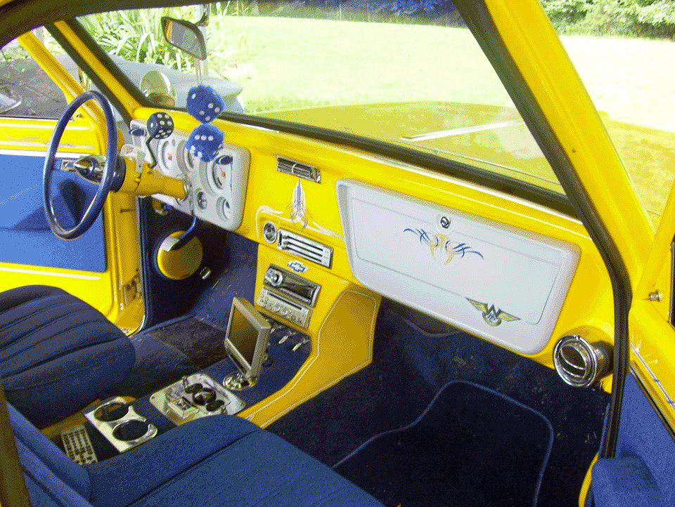 1967 Ford F100 Bench Seat For Sale