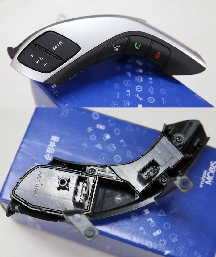 Steering Wheel Remote Control Switch Bluetooth For Hyundai