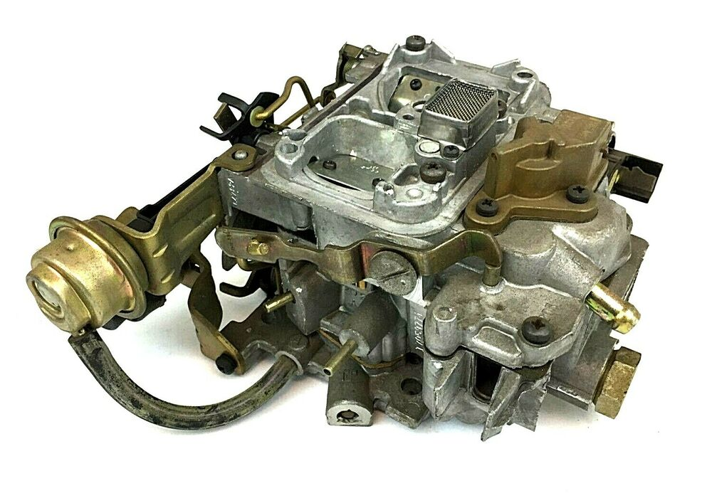 S L on Olds 350 Engine Carb