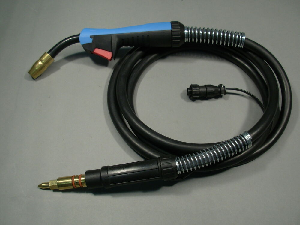 Htp Miller 195605 10 Ft Mig Welding Gun Torch M 10 M10