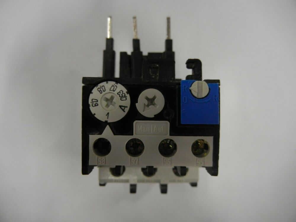 Abb t25du overload relay ebay for Abb motor protection relay catalogue