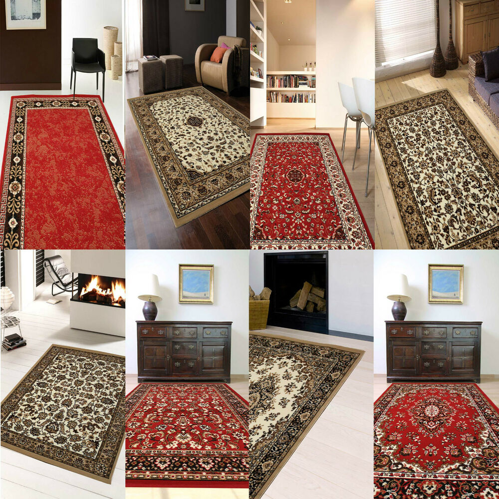 Antique Large Rug: Quality Vintage Antique Rug