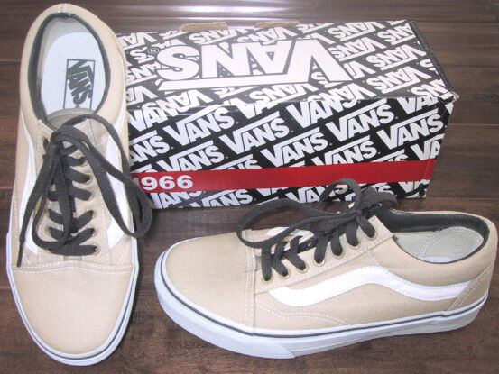 e296535f17ec Details about NEW VANS KHAKI GREEN BLACK MENS SZ 7 OLD SKOOL SKATE SHOES  NIB UK 6 25 CM 39 EUR