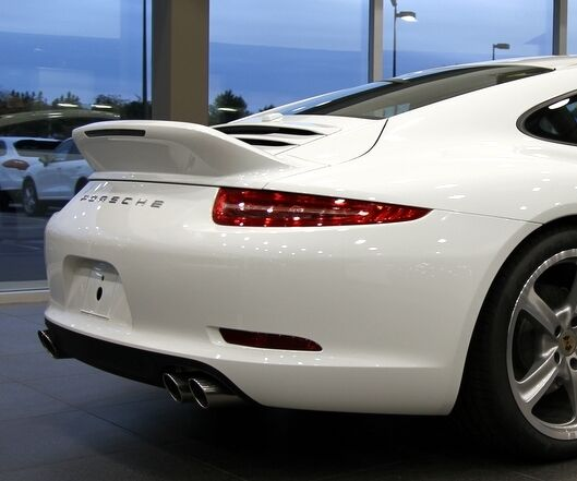 Porsche 991 Duck Tail Wing Spoiler Fits Carrera 2012 To