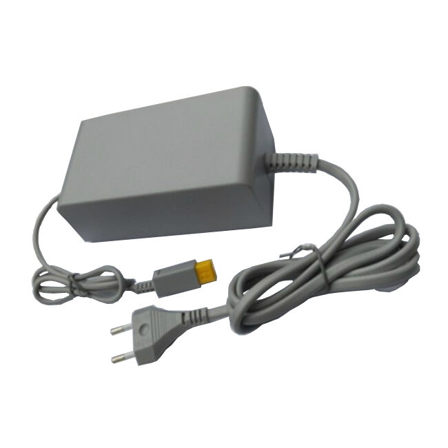 Eu Type Ac Wall Adapter Power Supply Replacement For