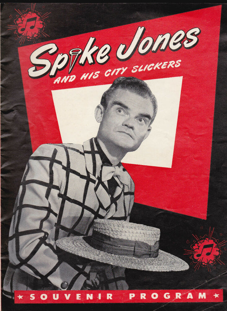 Spike Jones And His City Slickers - William Tell Overture