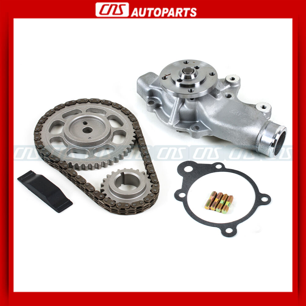 engine timing chain water pump kit 94 98 jeep grand cherokee wrangler 4 0l ohv ebay. Black Bedroom Furniture Sets. Home Design Ideas