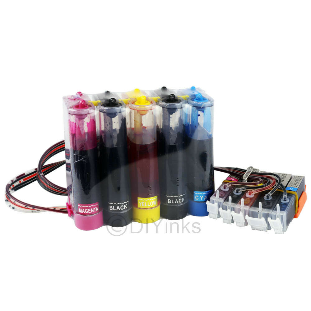 Continuous Ink System For Canon Mg6420 Mx722 Mx922 Ip7220