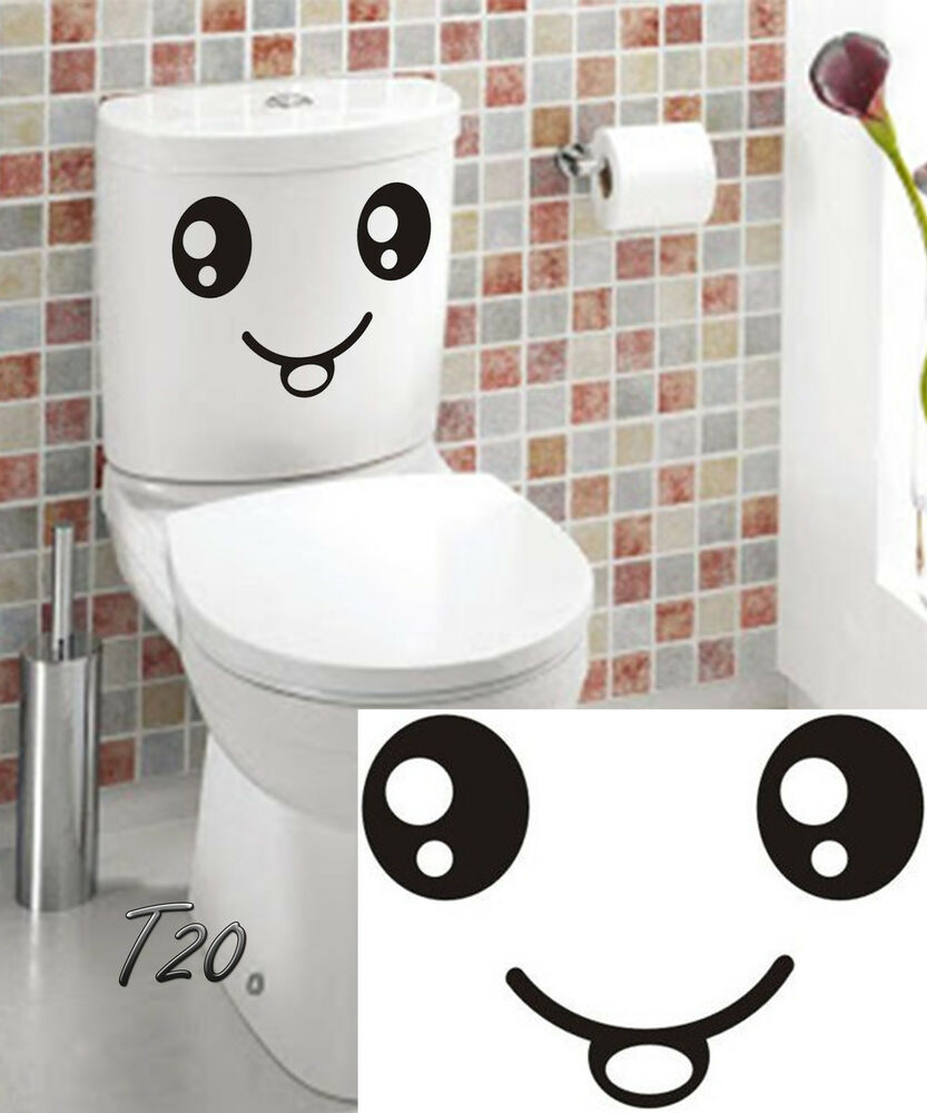 Funny Cartoon All Seeing Eyes Toilet Entrance Sign For