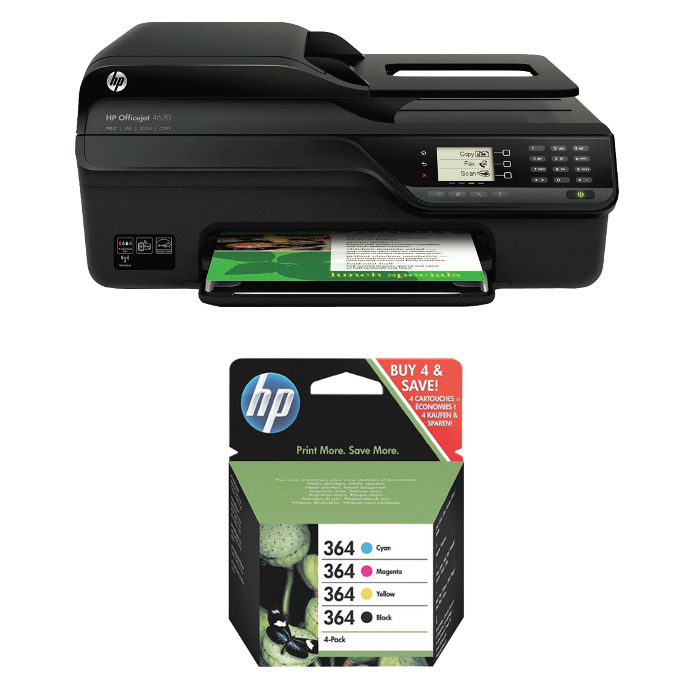 hp officejet 4620 4622 drucker scanner kopierer sd534ee fax wlan eprint airprint ebay. Black Bedroom Furniture Sets. Home Design Ideas