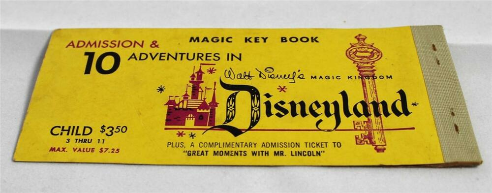 Disneyland coupons discount tickets