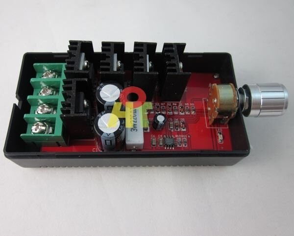 30a pwm dc motor speed control 9 28v volt hho rc for 10 amp motor controller