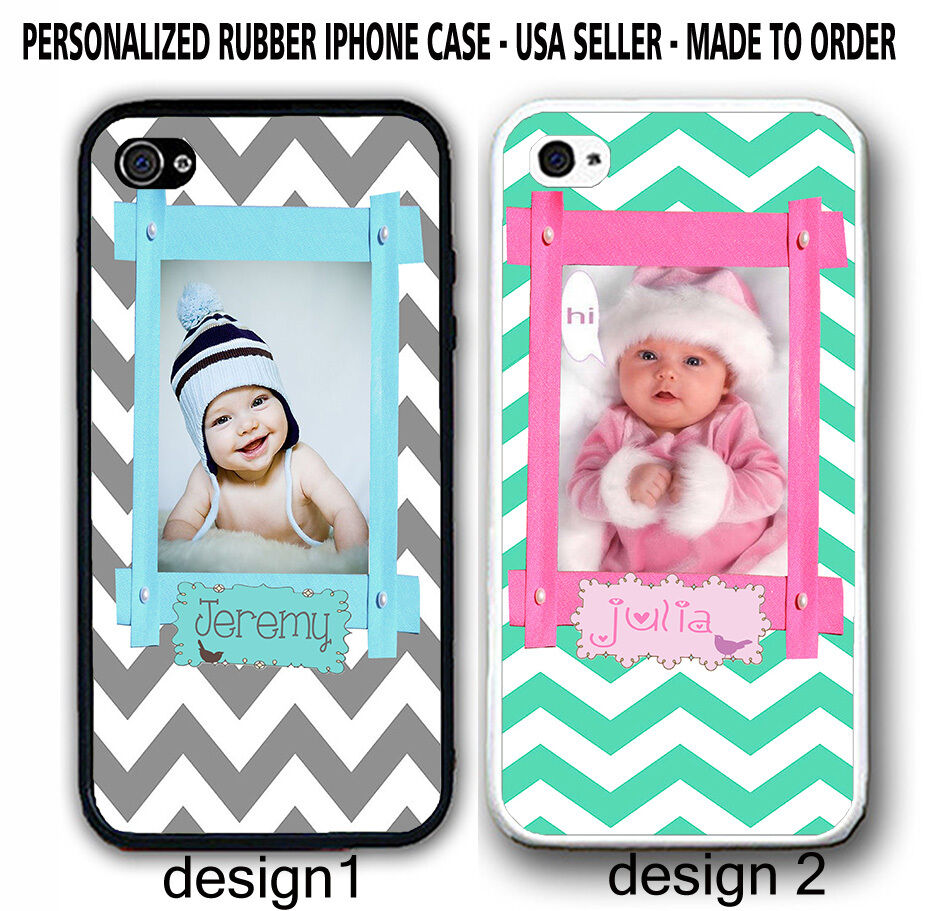 personalized iphone cases personalized photo chevron for iphone 7 6s 5 se 12769