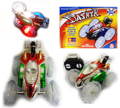 Electric Toys For Boys : Rc dasher stunt vehicle children s toy car electric
