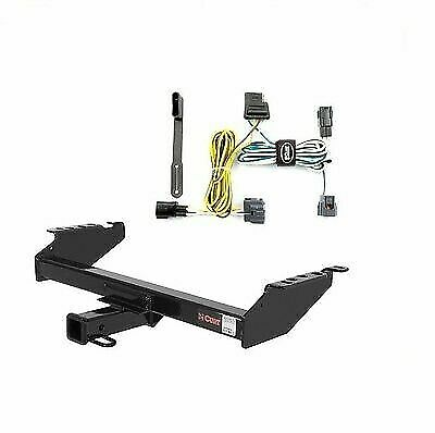 Curt Class 4 Trailer Hitch amp Wiring for 95 01 Dodge Ram