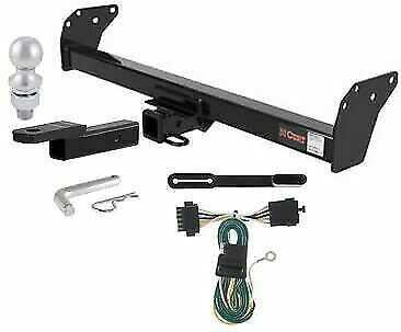 Curt Class 3 Trailer Hitch Tow Package For 84 91 Chevrolet