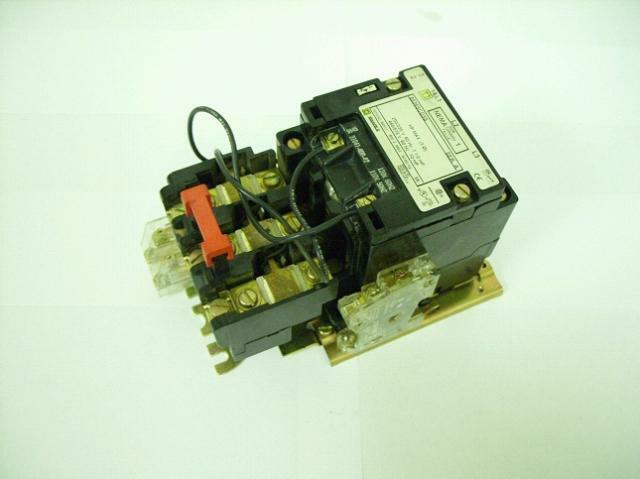 Square d size 1 motor starter 8736sc08s ebay for Square d motor disconnect switch