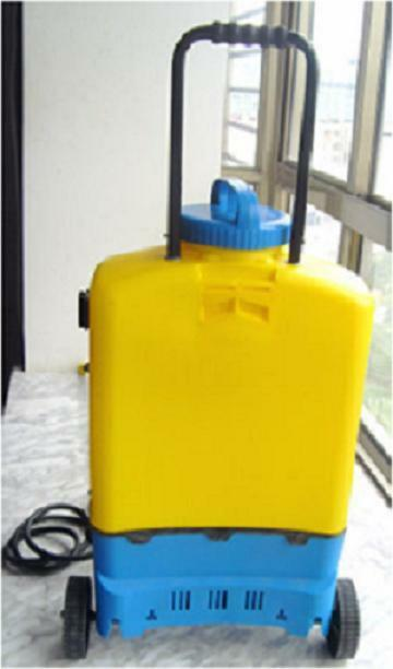 Window Cleaning Multi Speed Backpack With Handle And