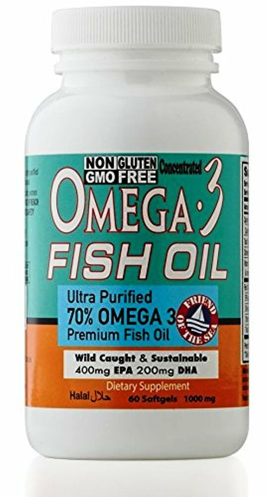 sweet sunnah halal omega 3 fish oil 120 softgels halal
