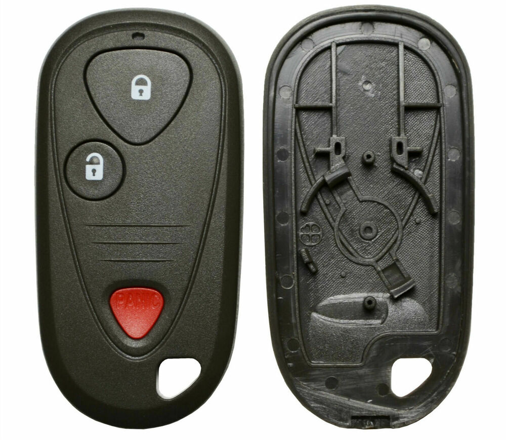 New Acura Replacement Case And Buttons For Remote Key