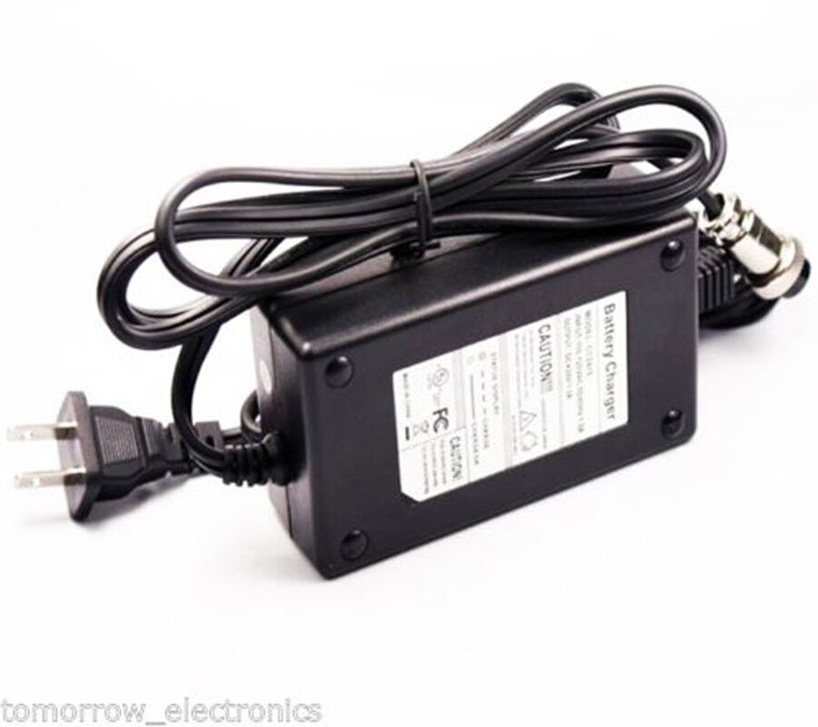 New 24v Electric Scooter Battery Charger For Razor Pocket