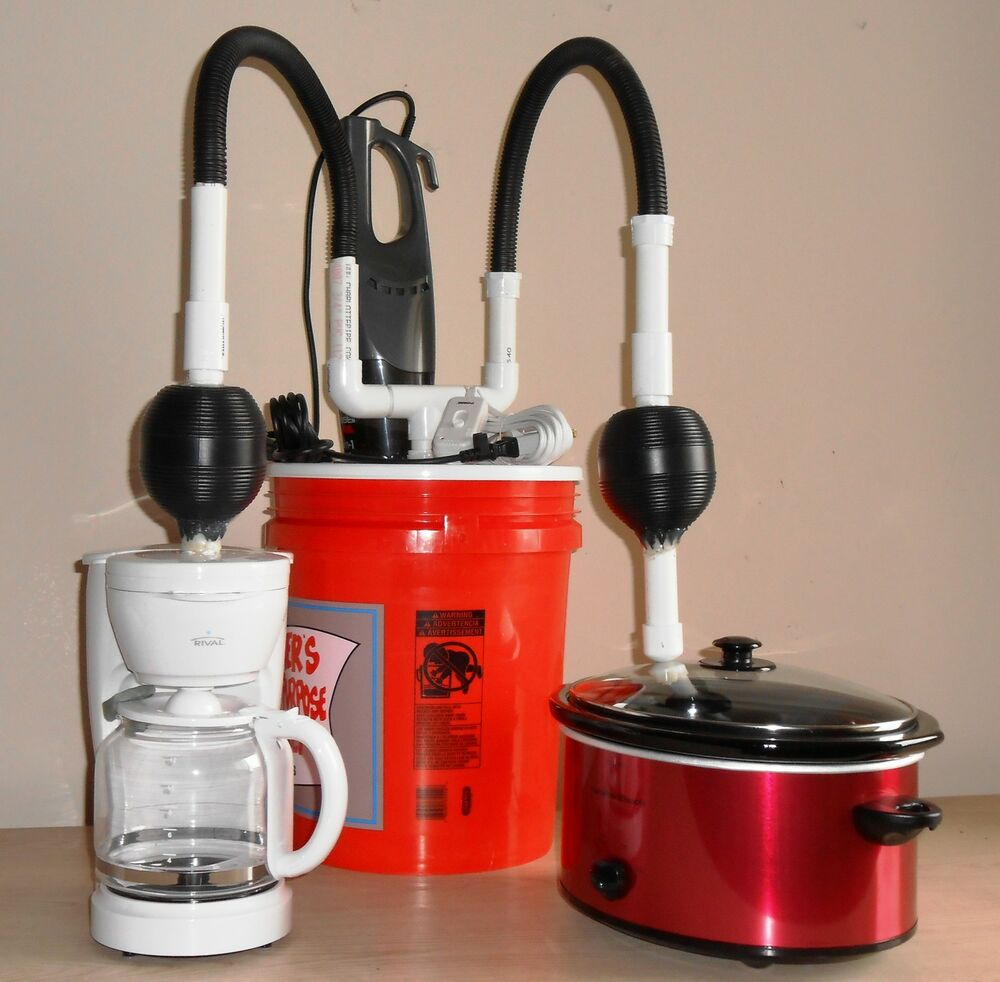 Refining Platinum: Refine At Home: Portable System With Fumes Purification