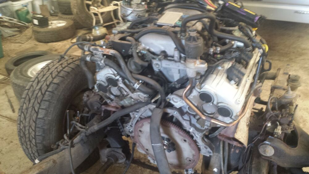 Frontera    Isuzu 3 2 V6 Engine Parts For Sale Or Complete