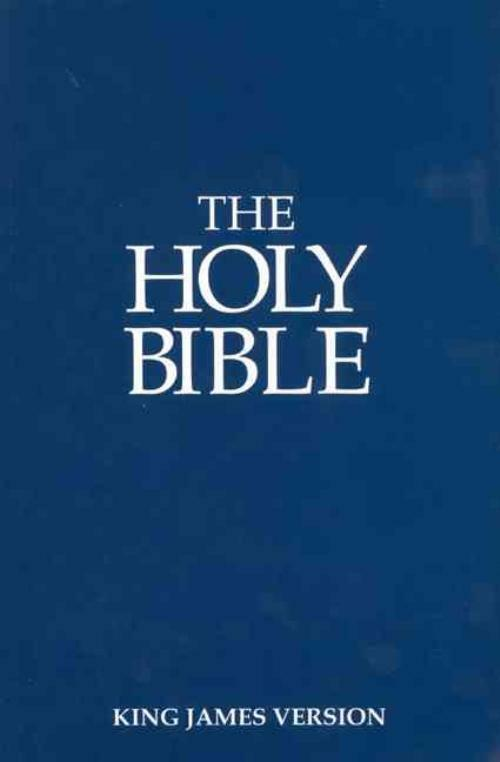 THE HOLY BIBLE KING JAMES VERSION [9781565633254 ...