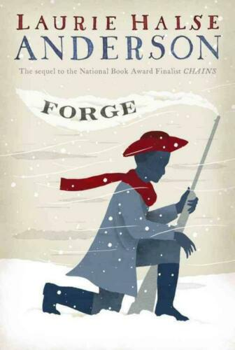 FORGE - ANDERSON, LAURIE HALSE - NEW PAPERBACK BOOK