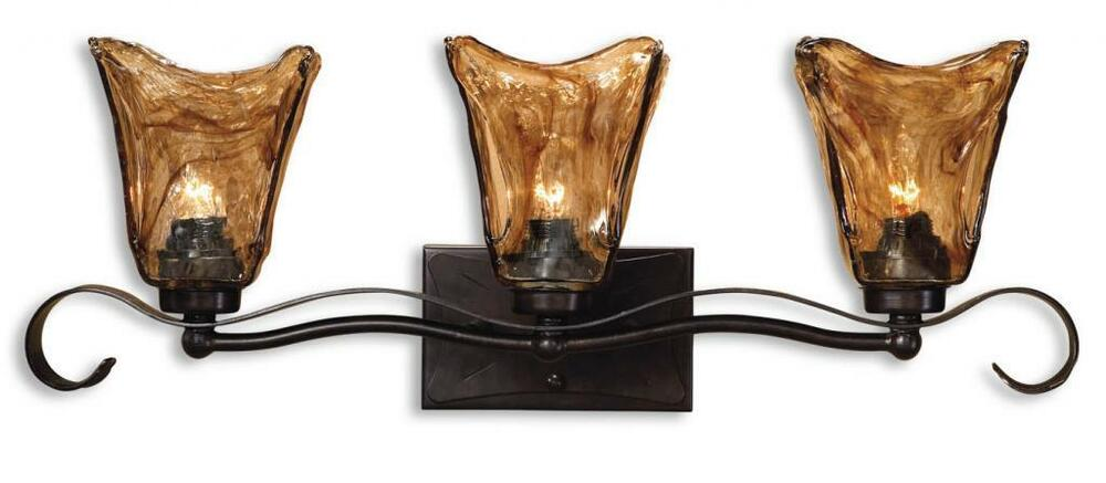 Art Glass Vanity Light : 26