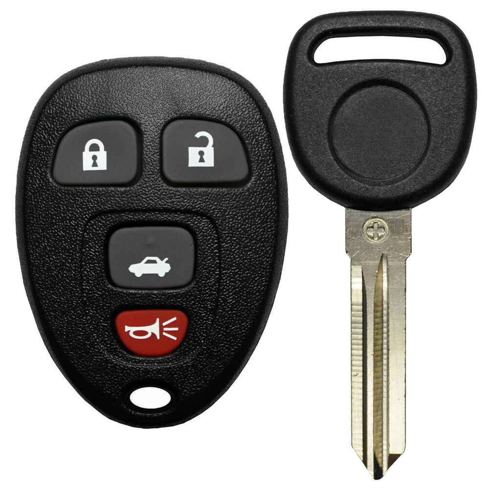 Remote Control Car Replacement Parts : New replacement remote control keyless fob transponder