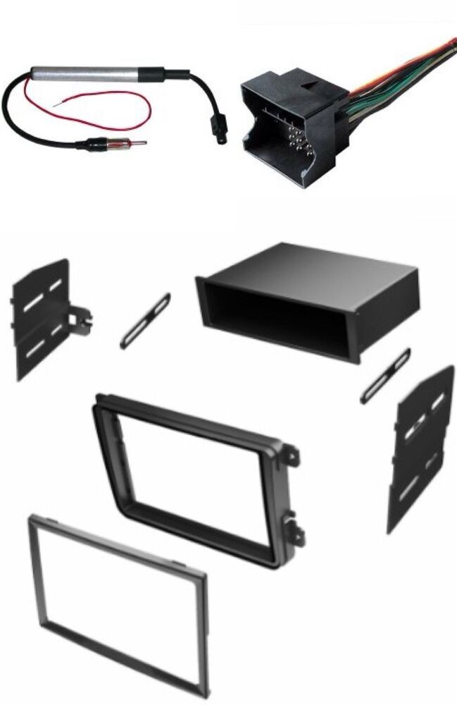 stereo radio install car kit wire harness amp antenna. Black Bedroom Furniture Sets. Home Design Ideas