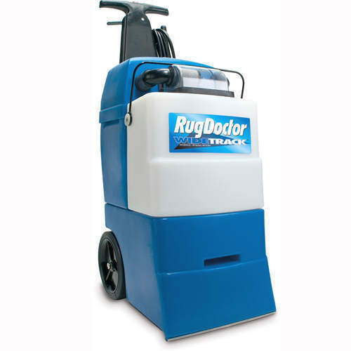 NEW Rug Doctor Wide Track Professional Carpet Cleaner