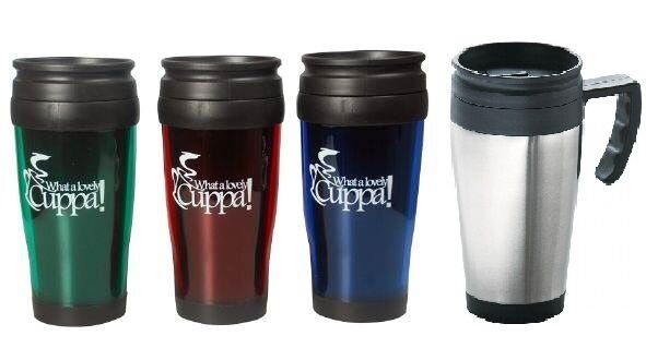 NEW INSULATED THERMAL TRAVEL COFFEE FLASK MUG REMOVABLE ...