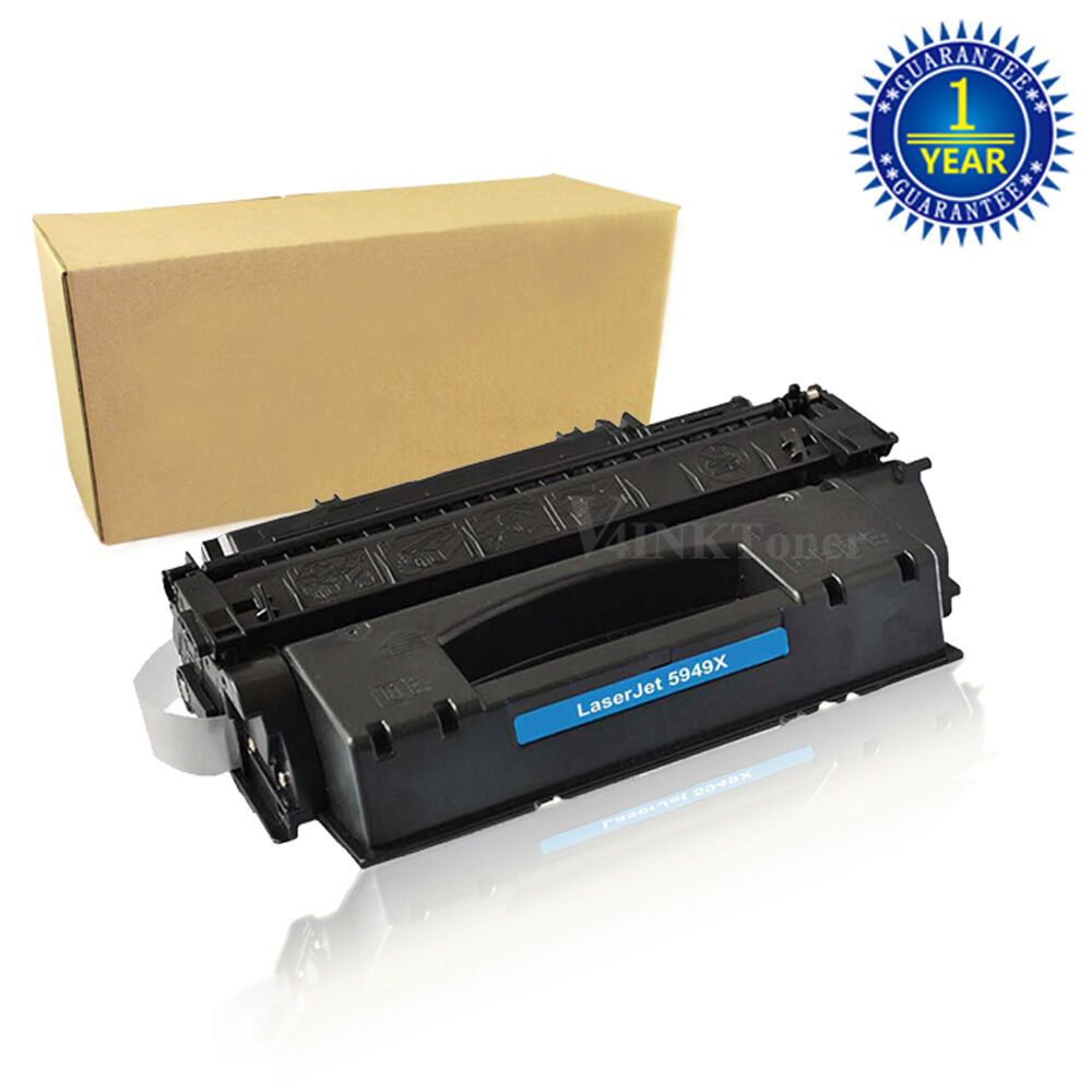 high q5949x 49x toner cartridge for hp 49x laserjet 1320. Black Bedroom Furniture Sets. Home Design Ideas