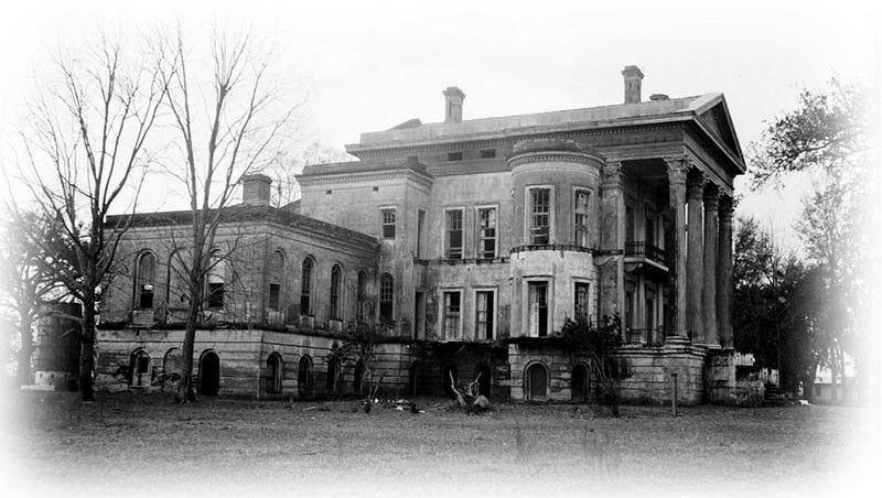 Belle grove plantation almost mythical southern mansion Southern mansion house plans