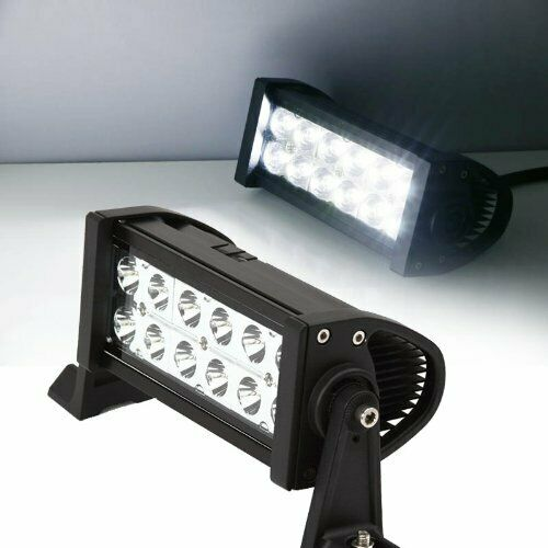 1 36w High Power Led Work Light Bar For Off Road 4x4