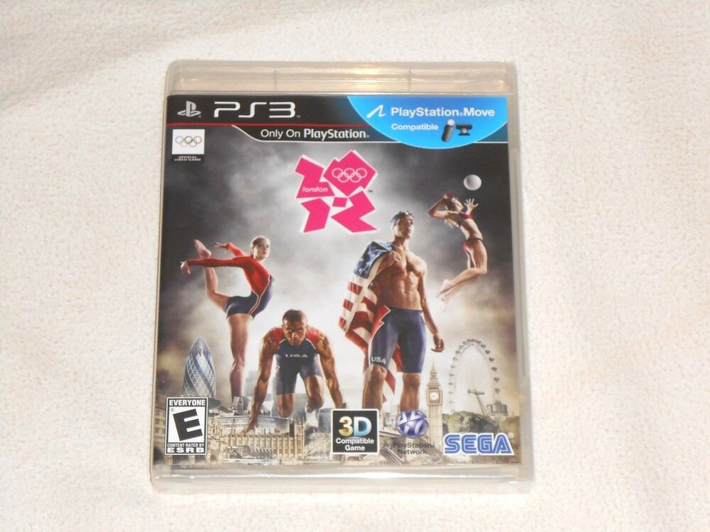 NEW London 2012 Playstation 3 Game PS3 SEALED Olympics ...Ps3 Games List 2012
