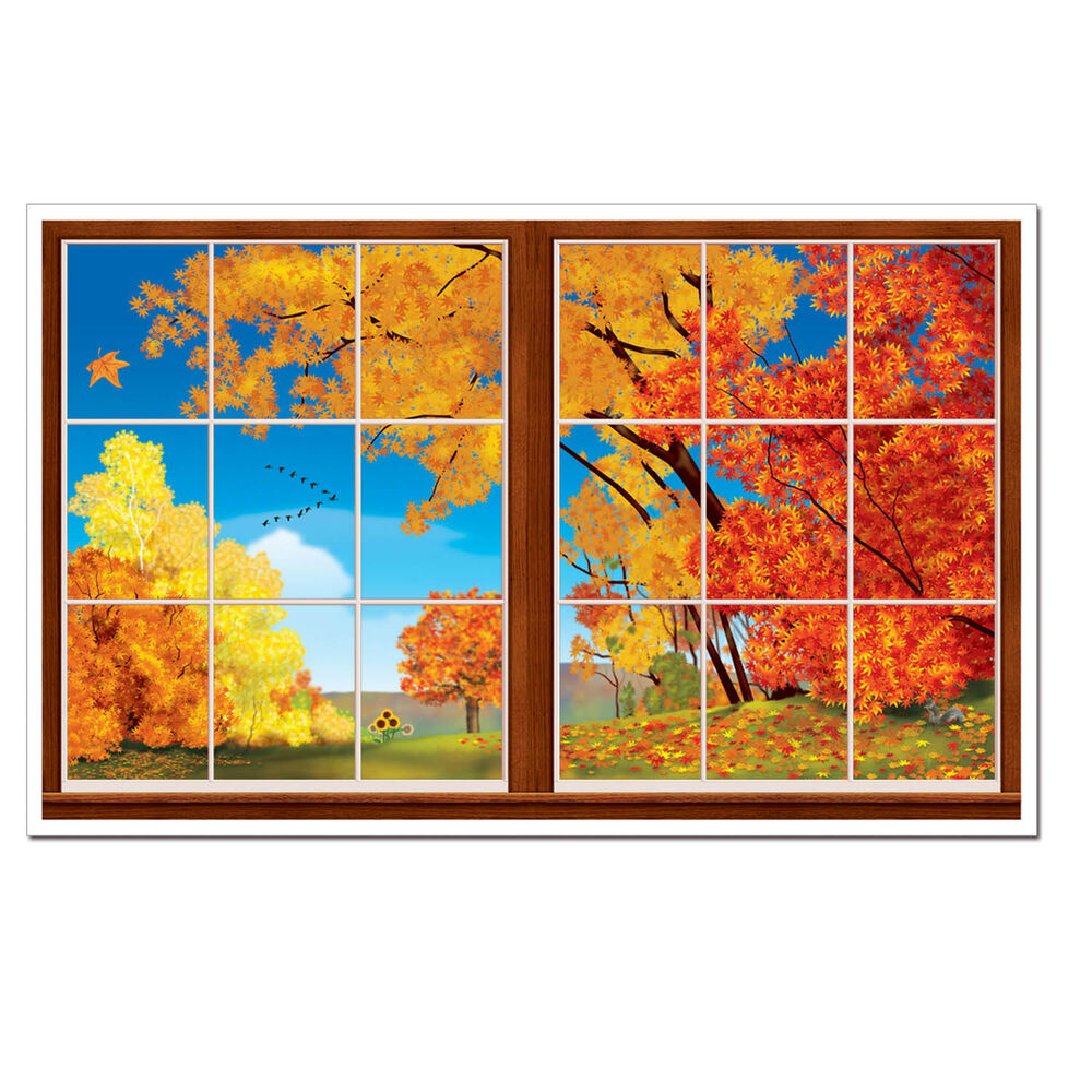 Thanksgiving Classroom Wall Decor : Fall thanksgiving decoration window wall insta view create